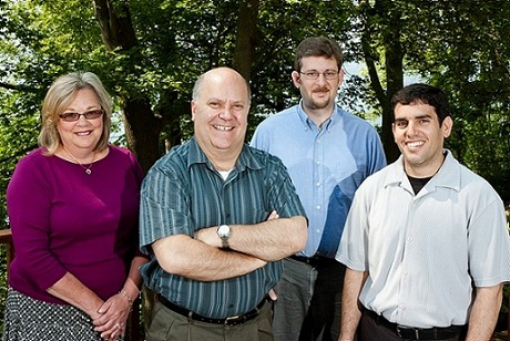 Endicott Research Center Staff